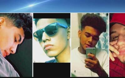 Vigilia en Long Island por el brutal asesinato de cuatro jóvenes estudia...