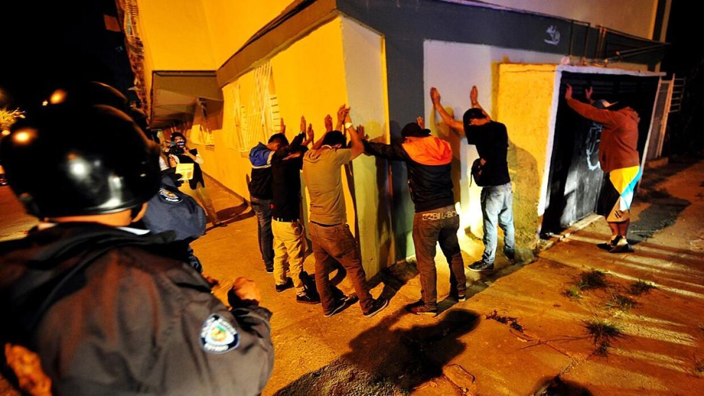 Operativos policiales en Venezuela