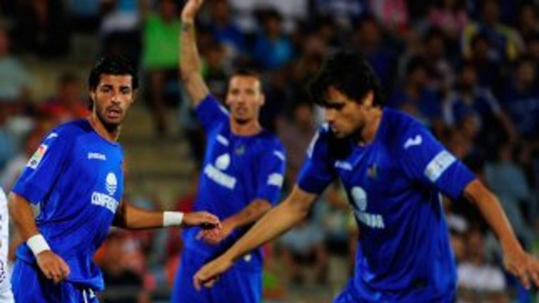 Getafe ganó al Celta y prolongó la crisis del equipo gallego.