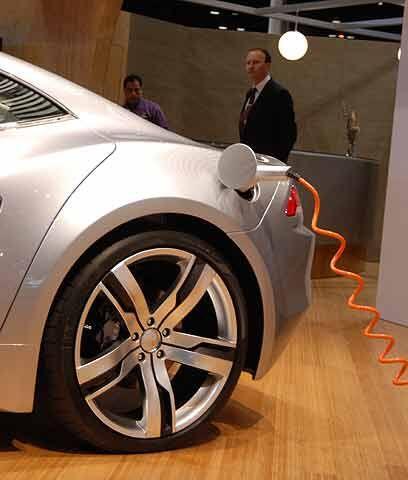Fisker KarmaEs el primer producto de Fisker Automotive en salir al merca...