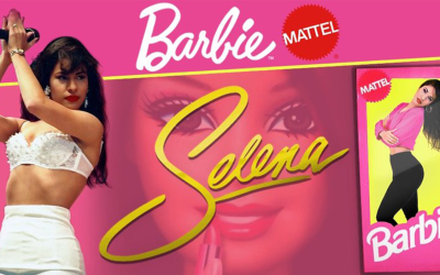 Fans Are Calling On Mattel To Make a Selena Quintanilla Barbie
