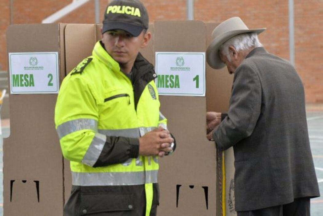 """""""Son las elecciones más seguras en la historia de Colombia, hasta el mom..."""