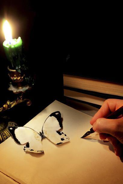 En pocos minutos comenzarás a tener ideas que deberás escribir en el pap...