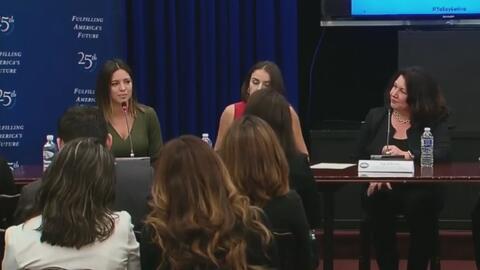 Pamela Silva representó a las mujeres latinas en evento de la Casa Blanca