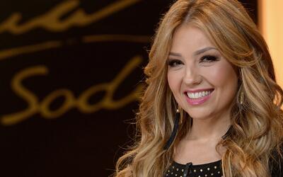 Clarissa Molina descubrió todas las travesuras que el duende de Thalía h...