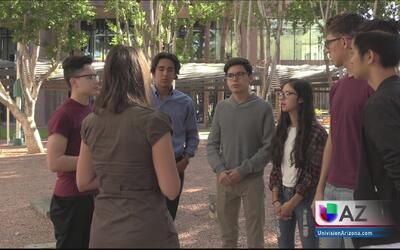 Amigos se unen para ayudar a los estudiantes indocumentados