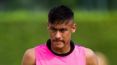 El brasileño parece estar repuesto de su última lesión.