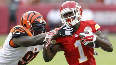 Highlights, Pretemporada Semana 1:  Cincinnati Bengals vs. Kansas City C...
