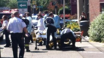 Tiroteo en campus universitario en Seattle