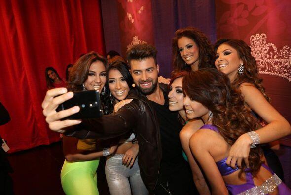 ¿Qué tal el 'selfie' de Jencarlos? Seguro esta foto será de las más come...