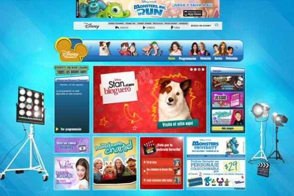 11. Disney Channel  ¿Quién ocupa el mismo lugar en el merc...