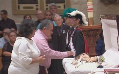 Recuerdan al arzobispo Patricio Flores como un líder espiritual y comuni...