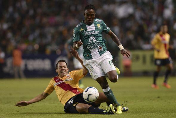 Hernan Darío Burbano es nuevo jugador de los Tigres de la UANL tal como...