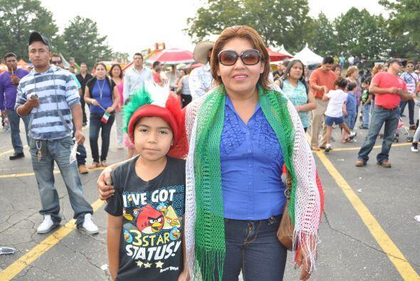 El festejo de Fiestas Patrias en Atlanta contó con mucha alegr&ia...