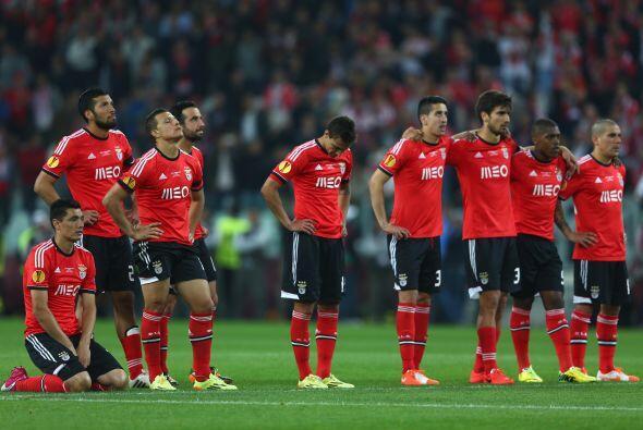 En ese año la prensa y los rumores pusieron al Benfica como el eq...