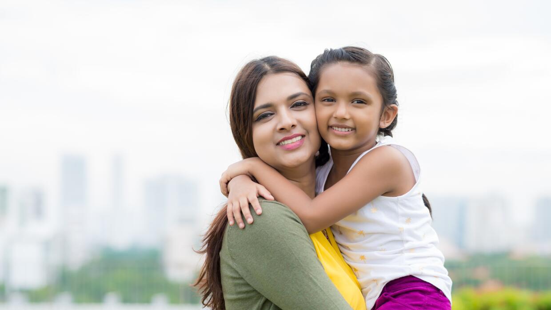 Tener calma frente a los niños es fundamental para una buena educación.