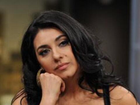 En los cortes de comerciales Graciela se puso muy pensativa.
