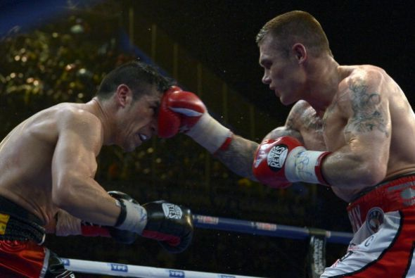 Murray fue fiel a su plan de pelea, del cual nunca se salió, fue un reta...