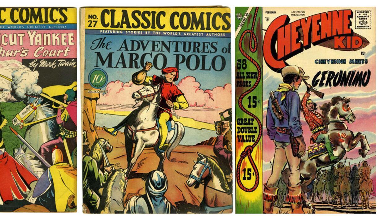 Comics que desde hace decadas adaptan la literatura y se tornan útiles e...