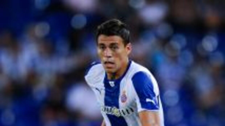 Héctor Moreno anotó y le dio el triunfo al Espanyol.