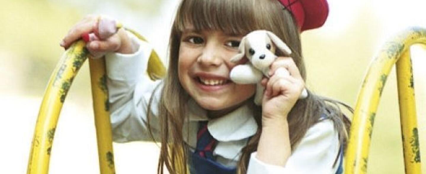 Daniela Aedo en Carita de ángel