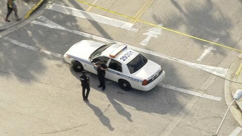 La policía investiga la amenaza de bomba en estacionamiento del R...