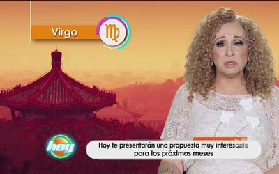 Mizada Virgo 28 de septiembre de 2016
