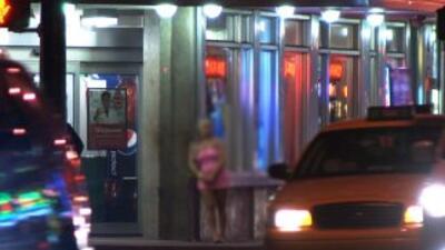 'Aquí y Ahora' informa sobre la prostitución infantil, este martes a las...