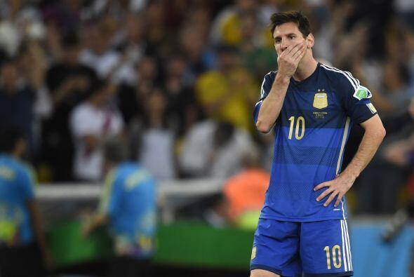 Argentina dio un digno partido sin embargo no fue suficiente para derrot...