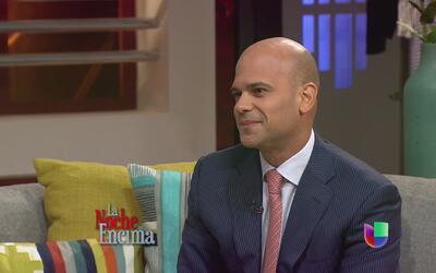 Cardiólogo boricua Juan Rivera te trae buenos 'tips' para tu salud