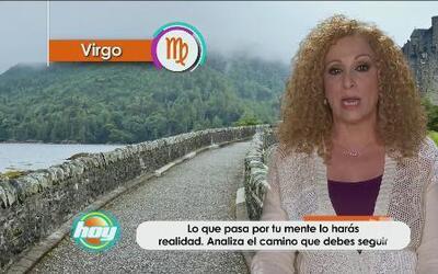 Mizada Virgo 04 de mayo de 2016
