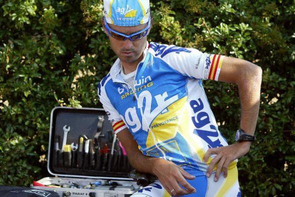 En el 2005 Lance Armstrong ganó su último Tour, segundo fue Basso y terc...