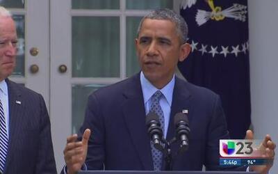 Obama hará acciones ejecutivas