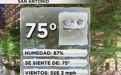Tiempo: Posible frente frío, vientos y elevada humedad este jueves en Sa...