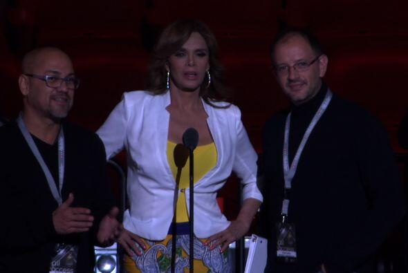 La mexicana Lucía Méndez participará en Premio Lo Nuestro.