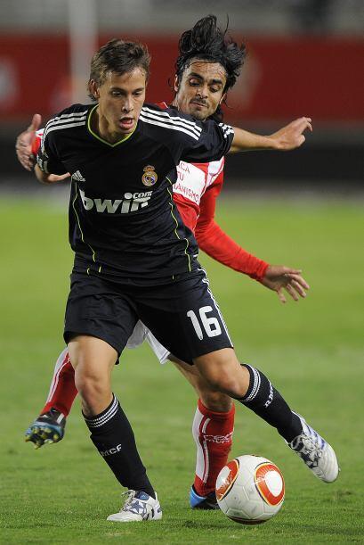 En el caso del Real Madrid, visitó al Murcia con el objetivo de s...