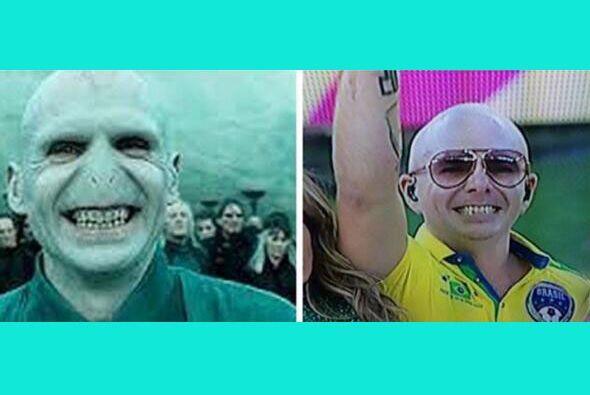 ¿Igualito a Voldemort? Todo sobre el Mundial de Brasil 2014.