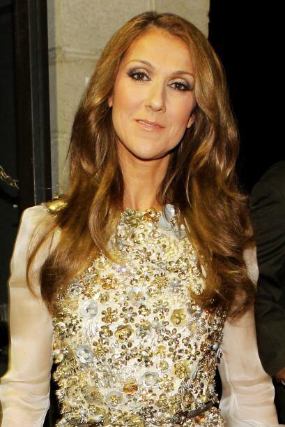 Celine Dion nació el 30 de marzo de 1968 y es la menor de 14 hermanos.