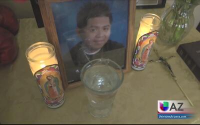 Madre llora la muerte de su hijo, acusado de asesinar a un policía