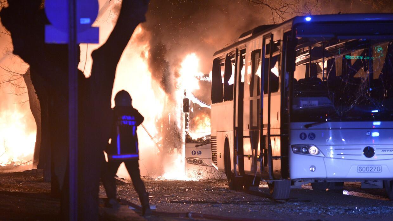 Ataque Ankara