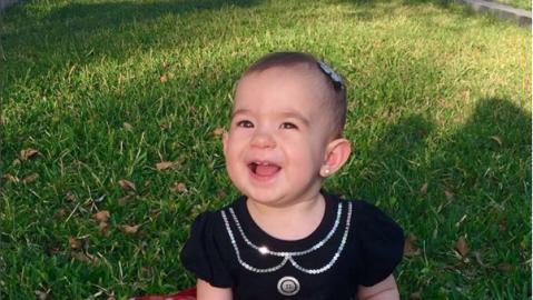 Baby Michelle hija Alan Tacher