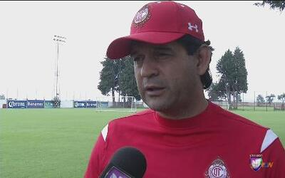 José Saturnino Cardozo espera mejorar después del receso