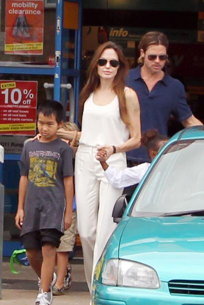 Incluso, JLo asegura que ella y Marc eran la versión latina de Angelina...