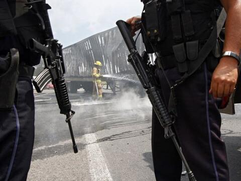 """La organización criminal de Los Zetas se ha convertido en """"una em..."""