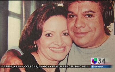 """Locutora de """"Recuerdo"""" habla de su amistad con Juan Gabriel"""