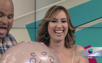¡Milly Méndez está embarazada!