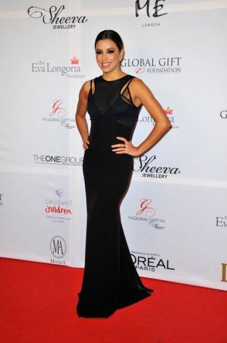 Eva Longoria es otra latina de sangre, al tener padres mexicanos, muy ad...