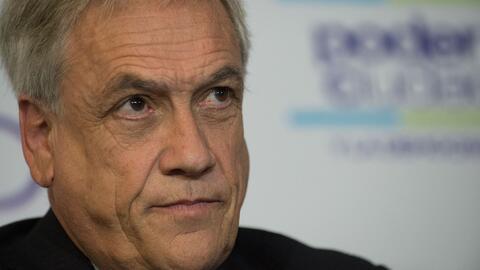 Sebastián Piñera apoya la iniciativa de un plebiscito en Cuba