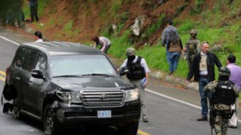"""La Fiscalía mexicana confirmó que 14 policías federales """"intentaron priv..."""