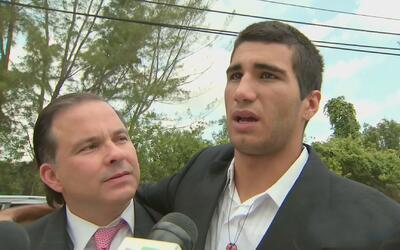 Venezolano liberado por inmigración que solicita asilo en EEUU: ''Estoy...